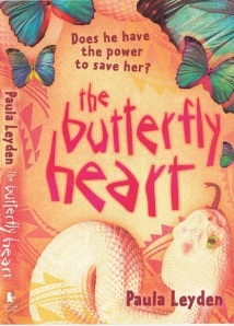 butterfly heart book cover